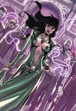 Morgan le Fay (Earth-616) from Avengers World Vol 1 10 001