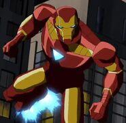Armure d'Iron Man MK IX (Terre-8096)