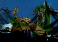 Loch Ness Monster vs Spider King Earth-700459