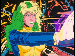 Lorna Dane (Tierra-92131) de X-Men The Animated Series Temporada 5 2