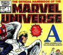 Manual Oficial do Universo Marvel Vol 1 1