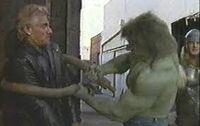 Hulk traps LeBeau