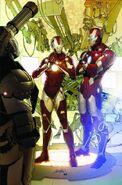 Invincible Iron Man Vol 1 29 Textless
