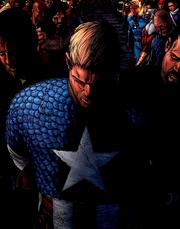 Арест Капитана Америки
