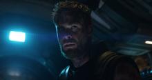 Тор встречает Стражей галактики - Война бесконечности