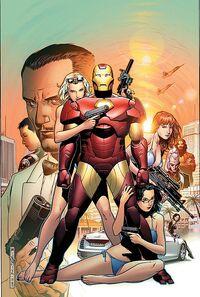 Iron Man: Directeur du S.H.I.E.L.D.