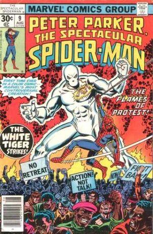 Peter Parker, O Espetacular Homem-Aranha Vol 1 9