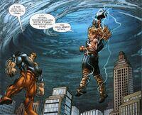 UFF 52 Thor vs Thanos