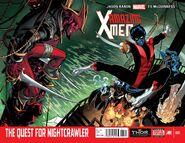 Amazing X-Men Vol 2 1 Wraparound
