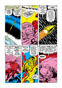 Cosmic Rays affect Fantastic Four