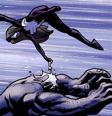 USM 133 Spider-Woman vs Hulk
