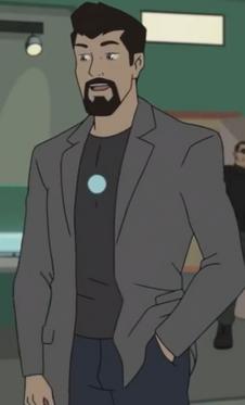 Anthony Stark (Tierra-TRN633) de Marvel's Spider-Man (serie animada) Temporada 1 8