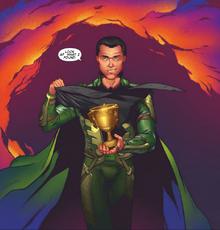 Локи и Чаша Славы - Thor, The Mighty Avenger