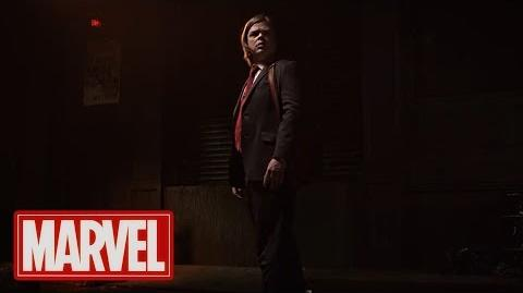 Daredevil Season 2 Official Character Artwork - Foggy Nelson (2016) HD
