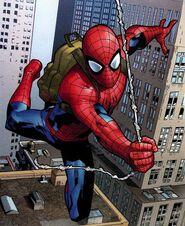 Peter Parker (Earth-1610) Ultimate Spider-Man Vol 1 111