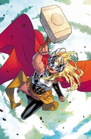 Thor (Jane Foster) (Earth-616) from Mighty Thor Vol 2 1 001