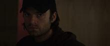 Барнс видит Роджерса в своей квартире - Противостояние