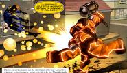 Cain Marko (Kuurth) vs Speedball (Robert Baldwind)