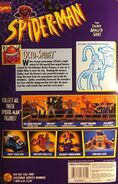 SM 1994 Toyline Octo-Spidey Back Box