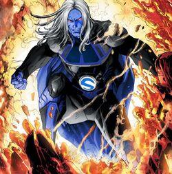 Sentinela como Cavaleiro da Morte Terra-616