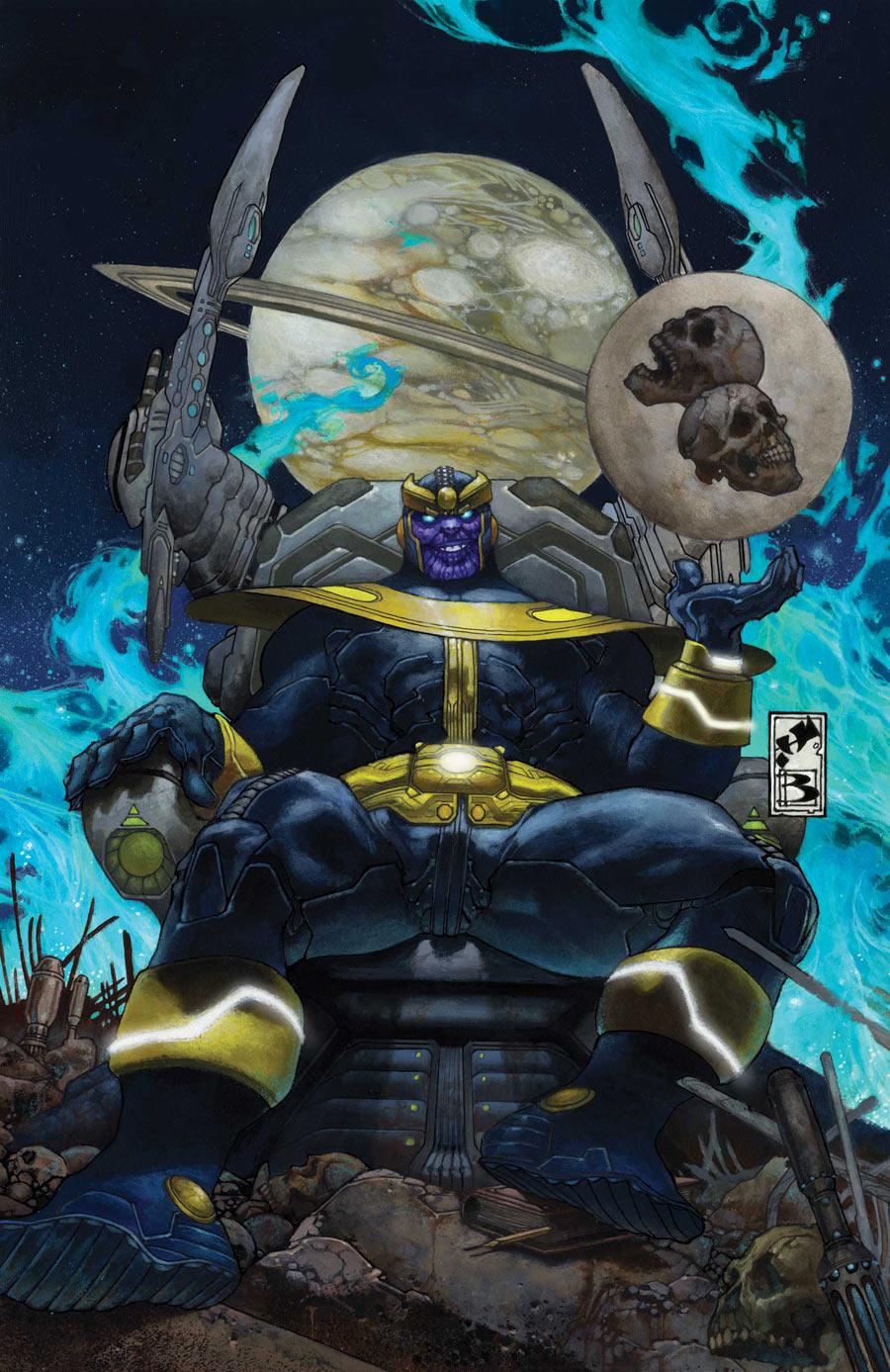 Thanos Wiki