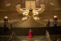 Thor film Ceremony