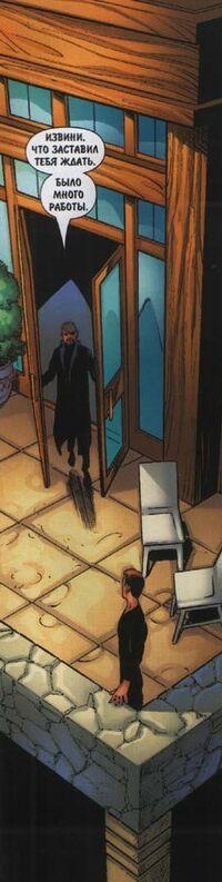 USM 73 Nick Fury and Harry Osborn