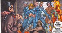 Ultimate Fantastic Four 41 Fantasyic Four and wizards vs Diablo