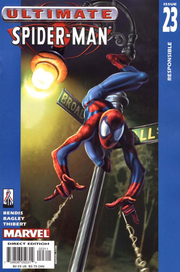 Ultimate Spider-Man (vol. 1) 23   Marvel Wiki   FANDOM ...
