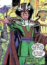 Molecule Man from Fantastic Four Vol 1 372