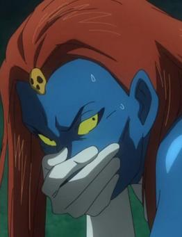 Raven Darkholme (Tierra-14042) de Marvel Disk Wars The Avengers Temporada 1 23 002