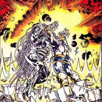 Thanos e Tyrant