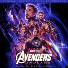 Endgame soundtrack cover