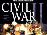 Dia do Quadrinho Grátis Vol 2016 Guerra Civil II