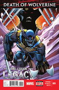 Death of Wolverine The Logan Legacy Vol 1 5