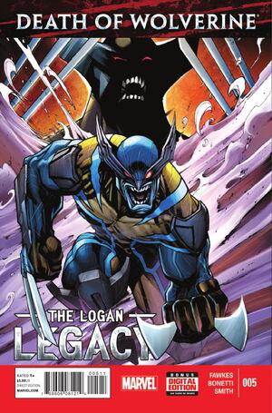 Death of Wolverine The Logan Legacy Vol 1 5