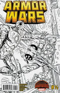 Armor Wars Vol 1 ½ Variant