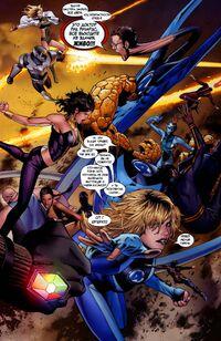 Fantastic Four-1610 vs Squadron Supreme-31916