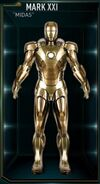 Armure d'Iron Man MK XXI (Terre-199999)