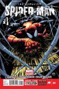 Superior Spider-Man Vol 1 1