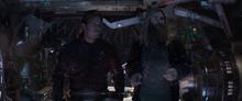 Тор присоединяется к Стражам галактики - Мстители Финал
