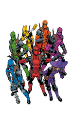 Deadpool Vol 4 4 Textless