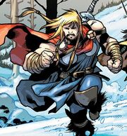 Thor Odinson (Earth-1610) early years