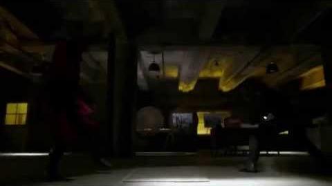 Daredevil vs Nobu full fight HD