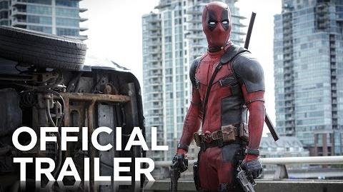 Deadpool Official HD Trailer 1 2016