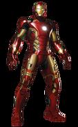 Armure d'Iron Man MK XLIII (Terre-199999)