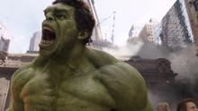 Халк присоединился к битве за Нью-Йорк - Мстители фильм