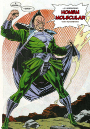 Molecule Man's sixth costume from Fantastic Four Annual Vol 1 27