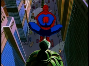 Peter Parker (Earth-92131) from Spider Man The Animated Series Season 1 1 001