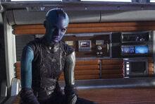 Небула в плену у Стражей галактики - Стражи галактики 2